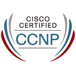 Finally, I am CCNP certified!