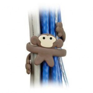 ThinkGeek Cable Monkey